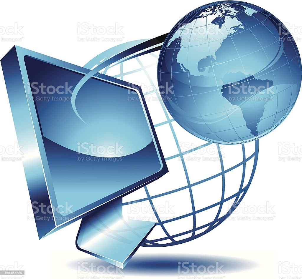 world wide royalty-free world wide stock vector art & more images of blue