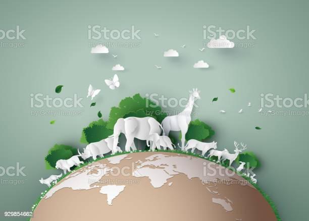 World wildlife day vector id929854662?b=1&k=6&m=929854662&s=612x612&h=vuxavcmdwbtojhufa zfxwyakulj7lmqomgaq8j80hg=