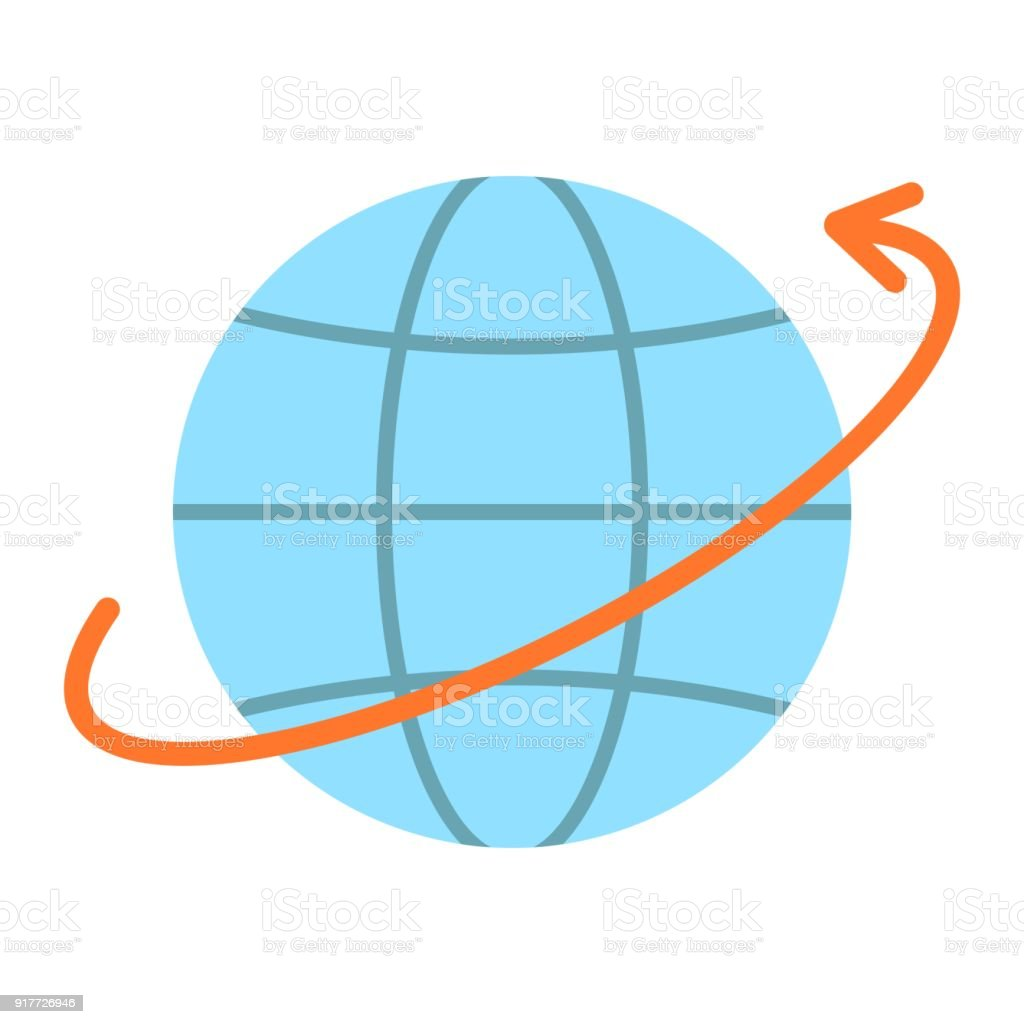 Worldwide shipping flat icon logistic and delivery around world sign delivering glass material internet planet space world map worldwide shipping flat icon gumiabroncs Images