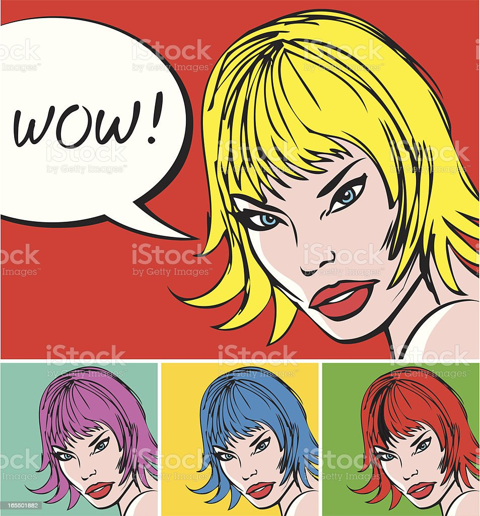Wow! royalty-free wow stock vector art & more images of adult