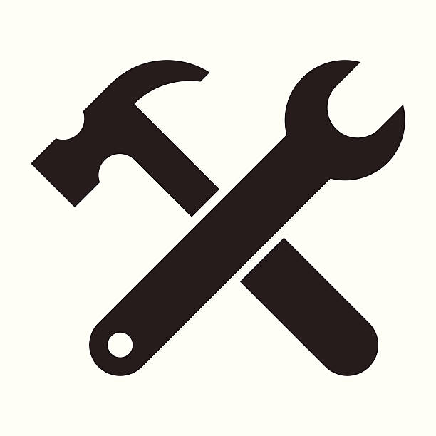 Best Wrench Illustrations, Royalty-Free Vector Graphics ...