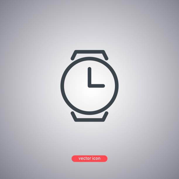 Best Wrist Watch Logos Illustrations, Royalty-Free Vector ...