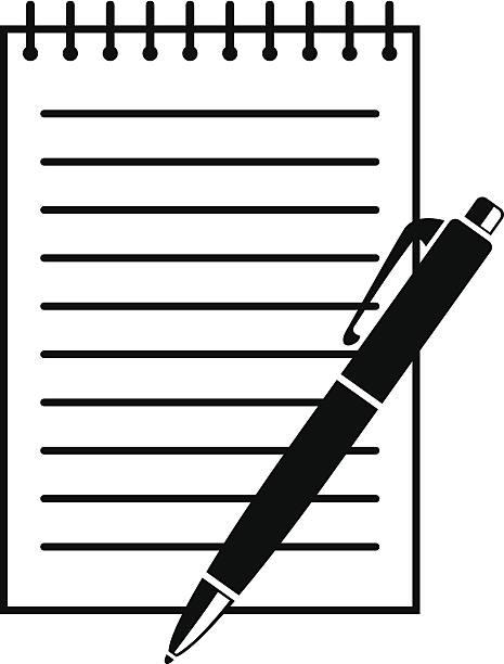 Pen Clip Art, Vector Images & Illustrations - iStock