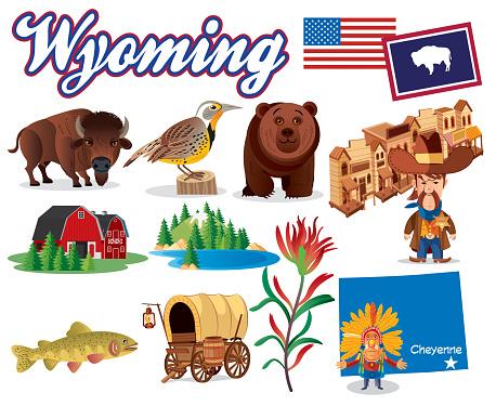 Wyoming Symbols