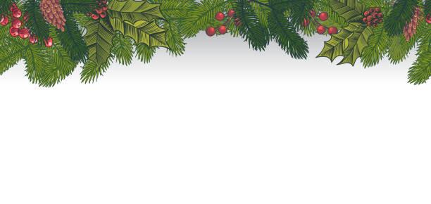 Christmas Header.Best Christmas Header Illustrations Royalty Free Vector