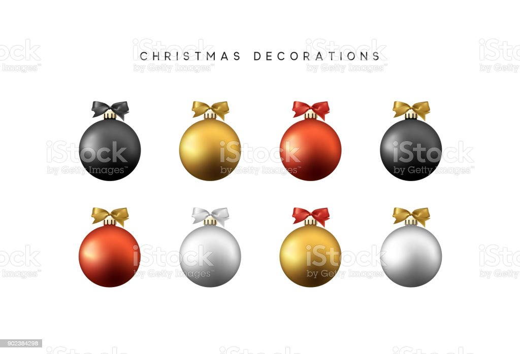 Black Gold And Silver Decorations  from media.istockphoto.com