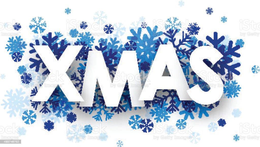 Navidad-Señal - ilustración de arte vectorial