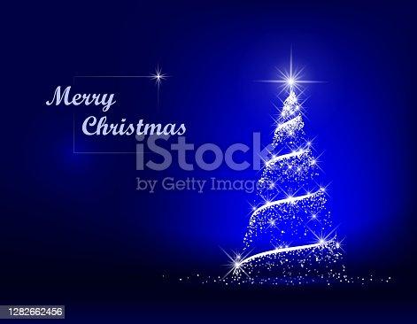 istock xmas tree spiral 1282662456