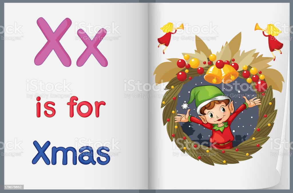 Xmas royalty-free stock vector art