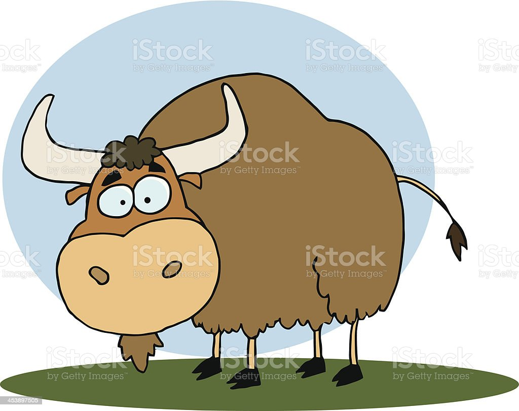 royalty free oxen clipart pictures clip art vector images rh istockphoto com Big Blue Ox Clip Art Musk Ox Clip Art