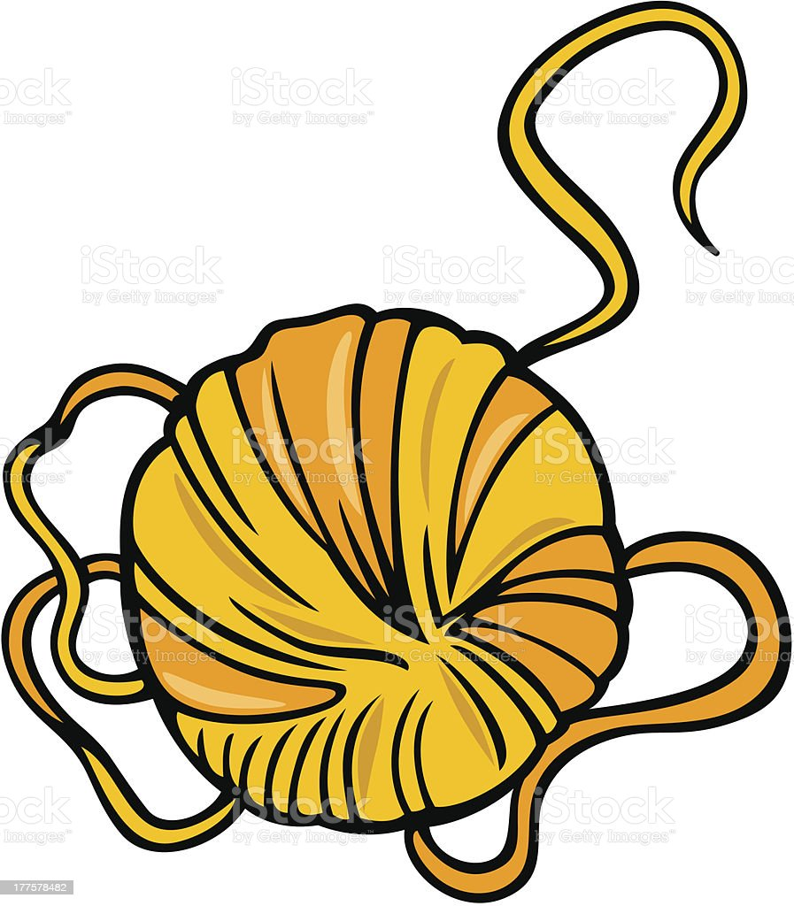 yarn clip art free awesome graphic library