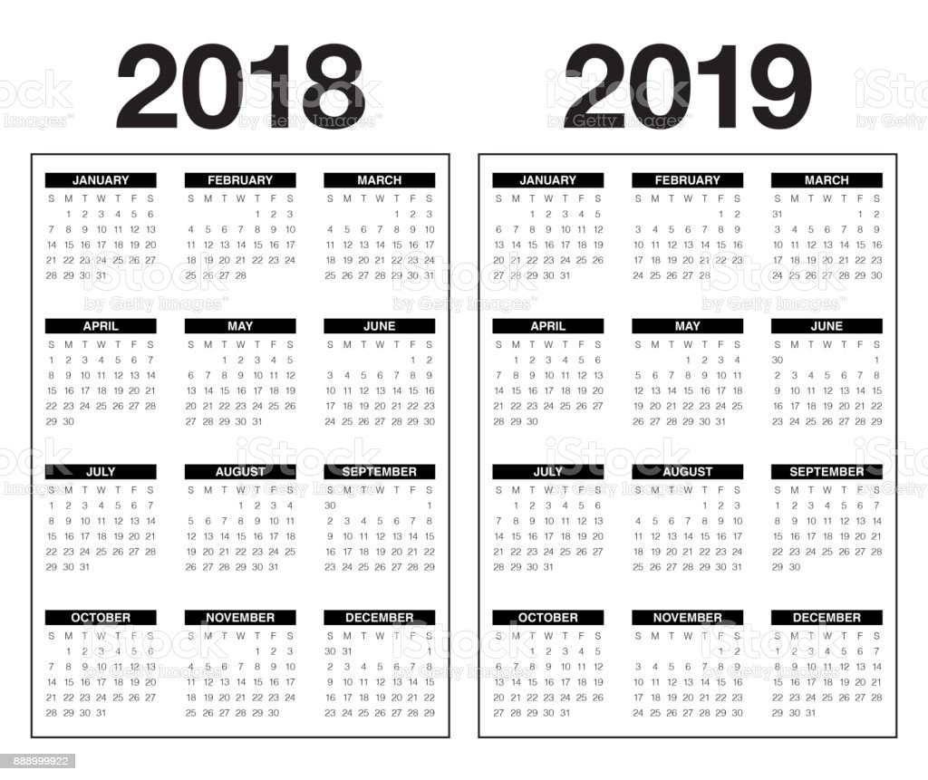 Year Zero Calendar : Year  calendar vector stock art more