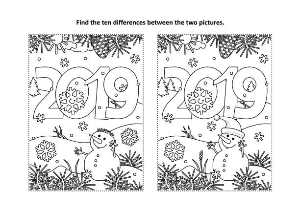 New Year's Eve coloring page   Free Printable Coloring Pages   432x612