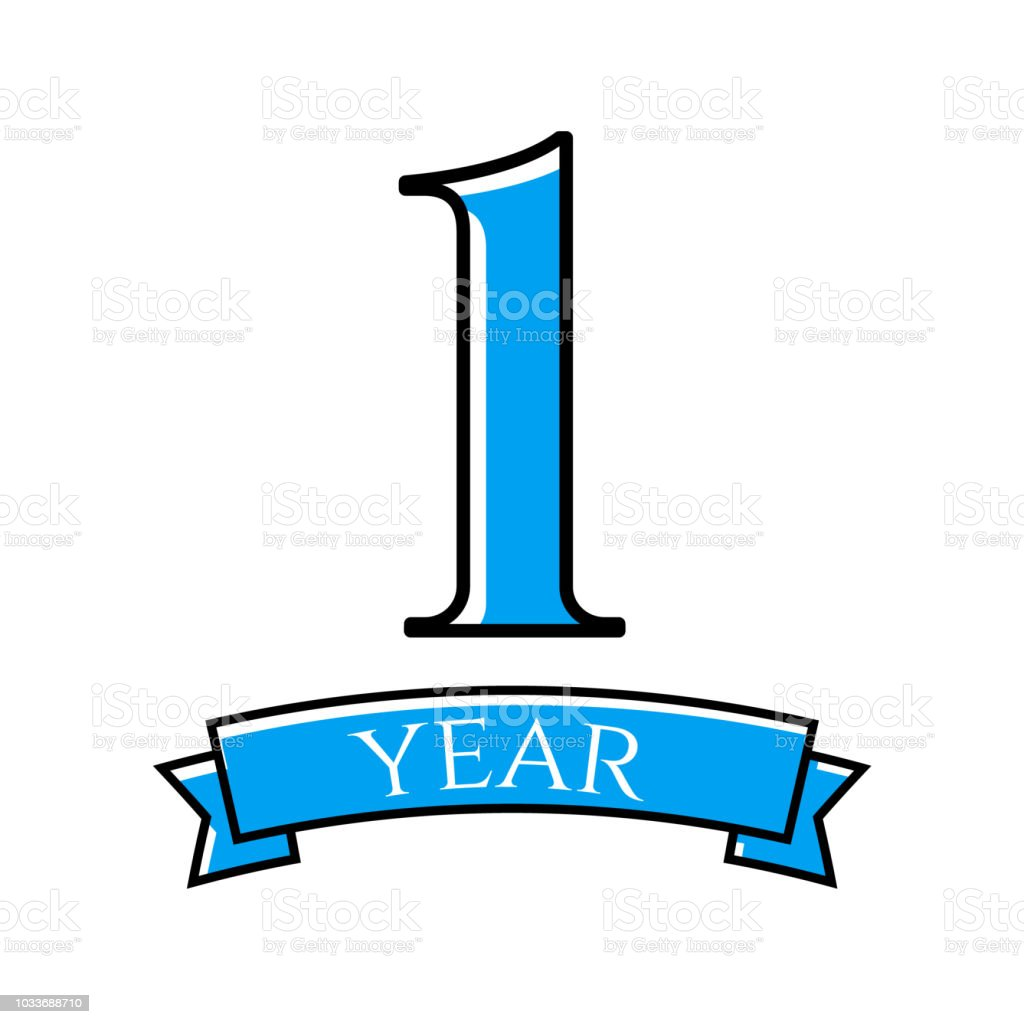 1 year anniversary logo 1st year anniversary vector stock illustration download image now istock 1 year anniversary logo 1st year anniversary vector stock illustration download image now istock