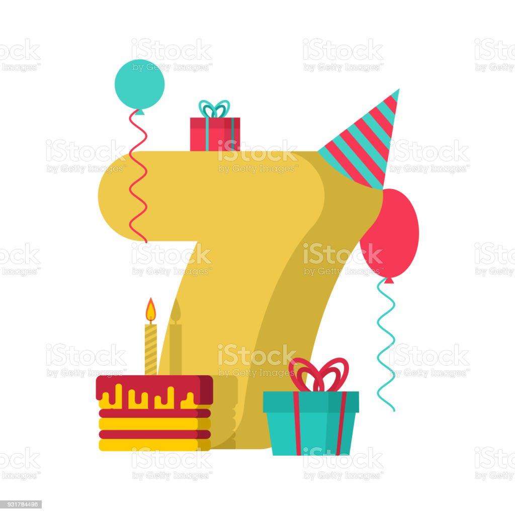 1 Jahr Alles Gute Zum Geburtstag Grußkarte 1jahrfeier