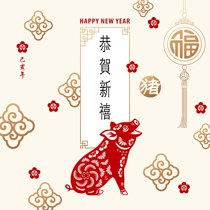 Year of the Pig Celebration