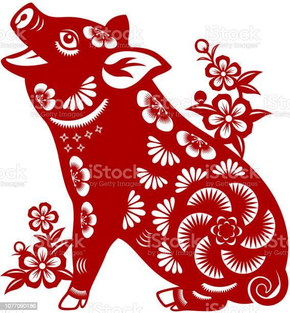 Year of the pig papercut vector id1077090186?b=1&k=6&m=1077090186&s=612x612&h=n9c kuefvdtykjzv5hbae2rl3gkqyln8huzadwsmtww=