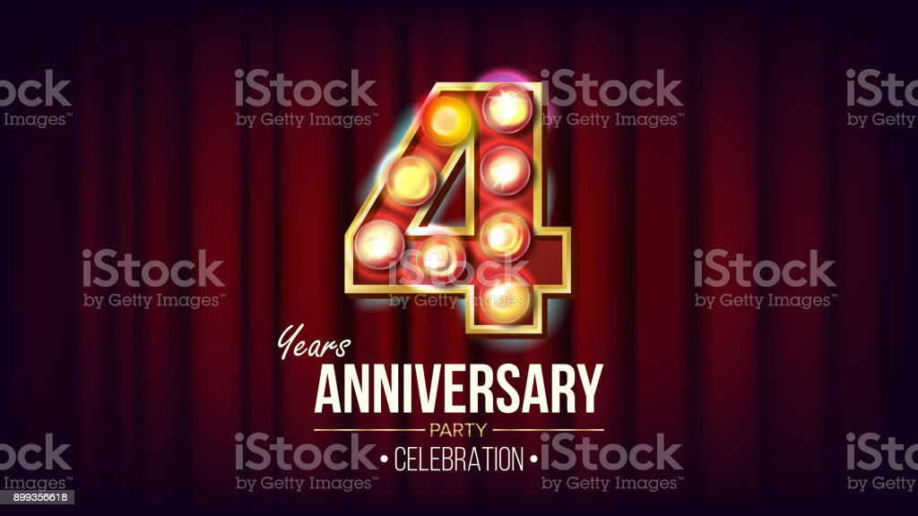 Anniversary sale banner stock images royalty free images