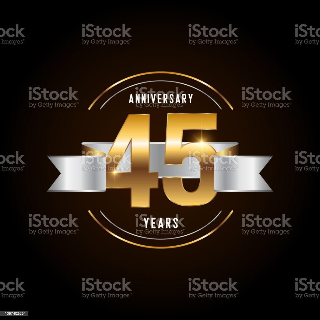 45 Jahre Hochzeit Hochzeitstag Nach Wievielen Jahren