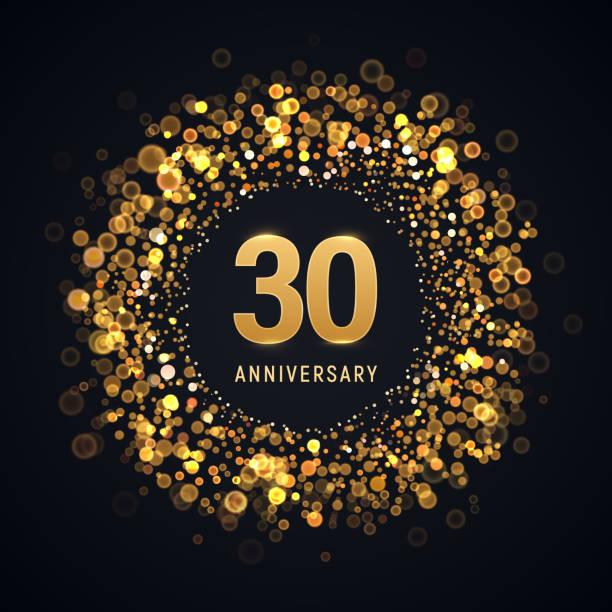 30歳の誕生日 イラスト素材 - iStock
