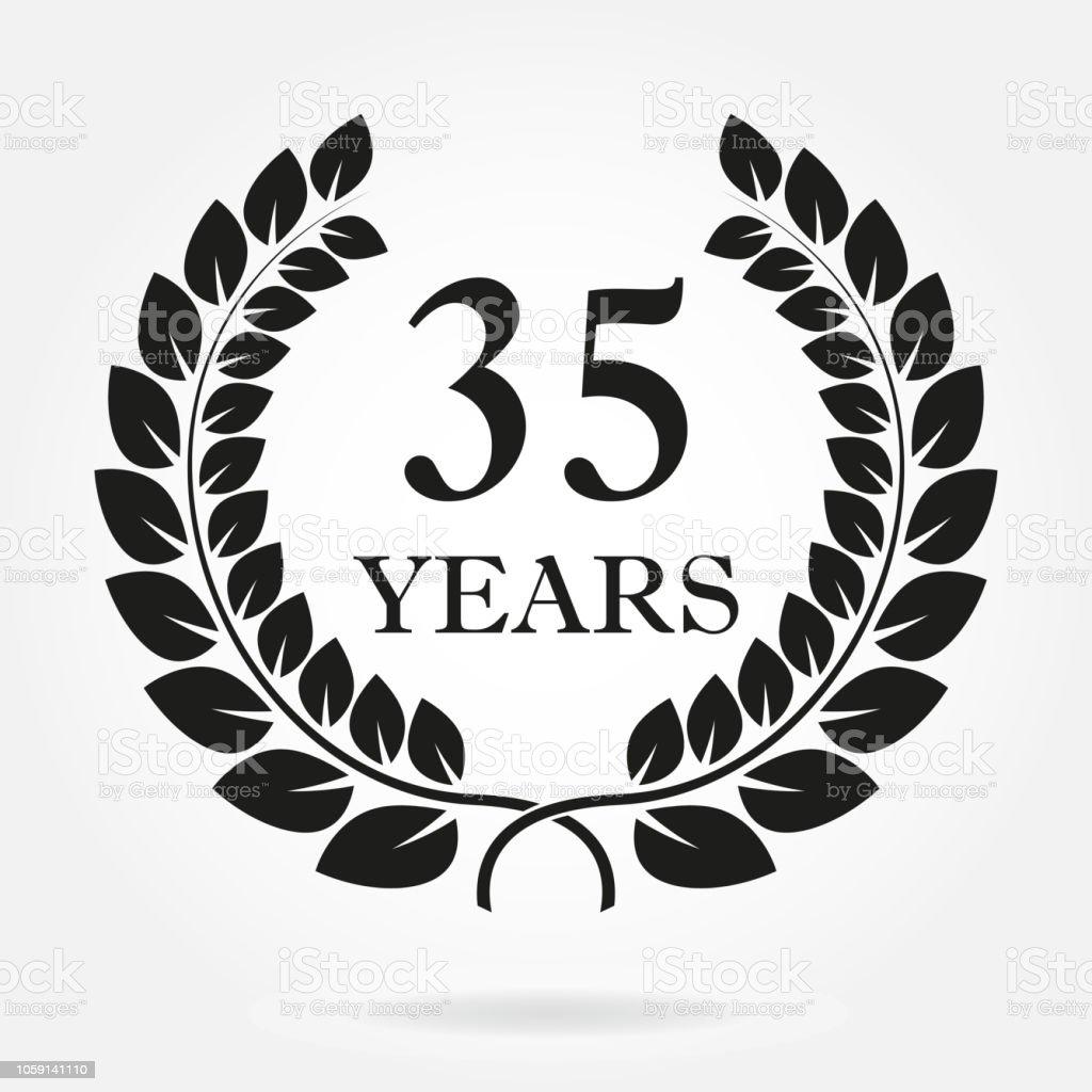 35 ehejahre