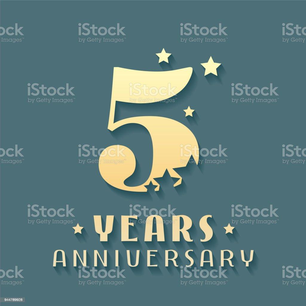 5 years anniversary vector icon symbol stock vector art more 5 years anniversary vector icon symbol royalty free 5 years anniversary vector icon symbol biocorpaavc Gallery