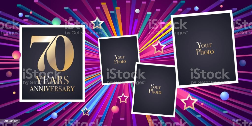 70 years anniversary vector icon royalty-free 70 years anniversary vector icon stock vector art & more images of anniversary