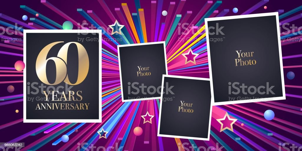 60 years anniversary vector icon royalty-free 60 years anniversary vector icon stock vector art & more images of anniversary