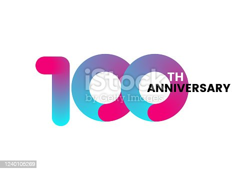 istock 100 Years Anniversary 1240105269