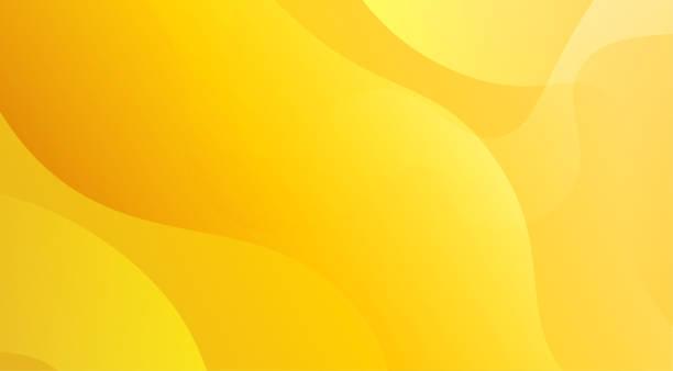 illustrazioni stock, clip art, cartoni animati e icone di tendenza di sfondo insolito giallo e arancione con sottili raggi di luce - sfondi