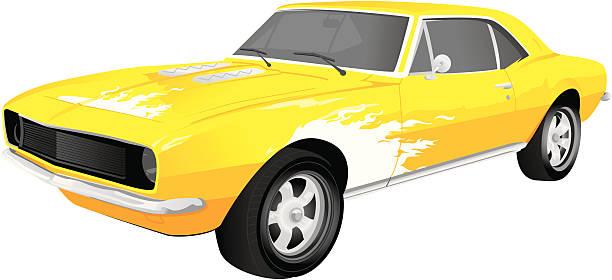 royalty  pontiac firebird clip art vector images