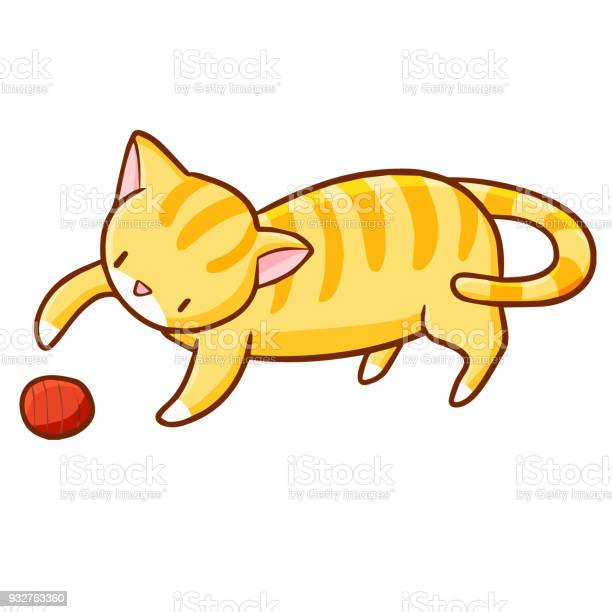 Yellow cat playing with red wool vector id932763360?b=1&k=6&m=932763360&s=612x612&h=imnuatijsnx8brdfla 86 tnbo9uxftiksqi0bjs hw=