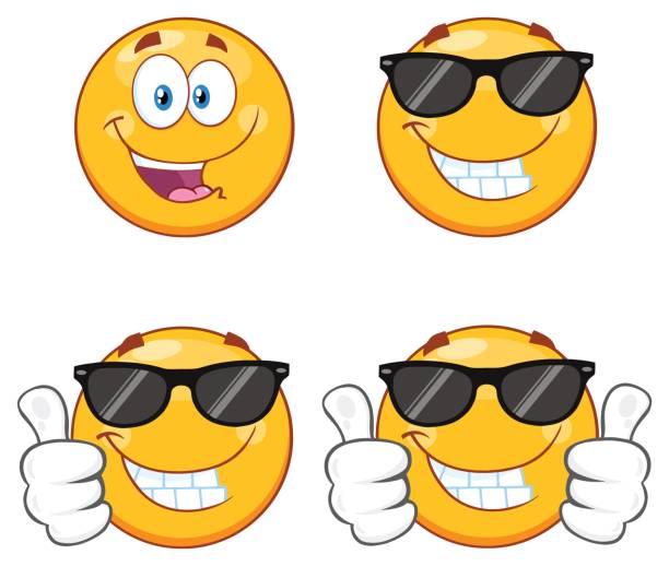 Thumbs Up Emoji Illustrations, Royalty-Free Vector ...