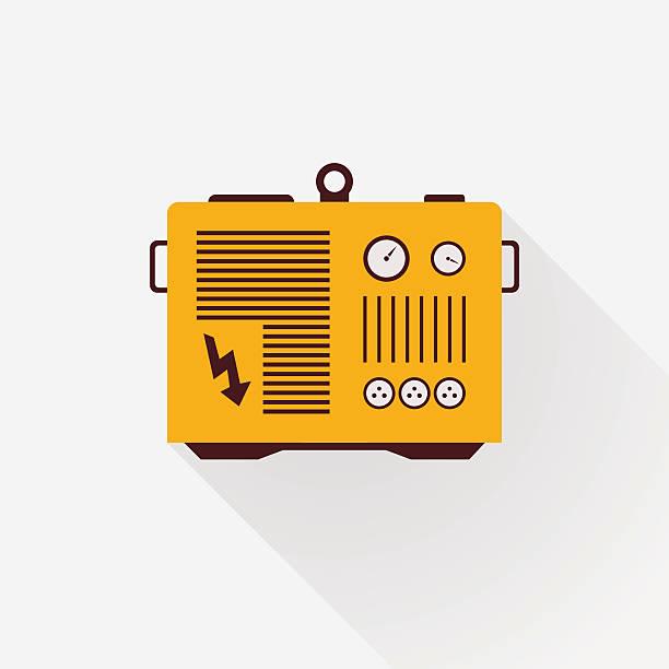 Royalty Free Generator Clip Art Vector Images