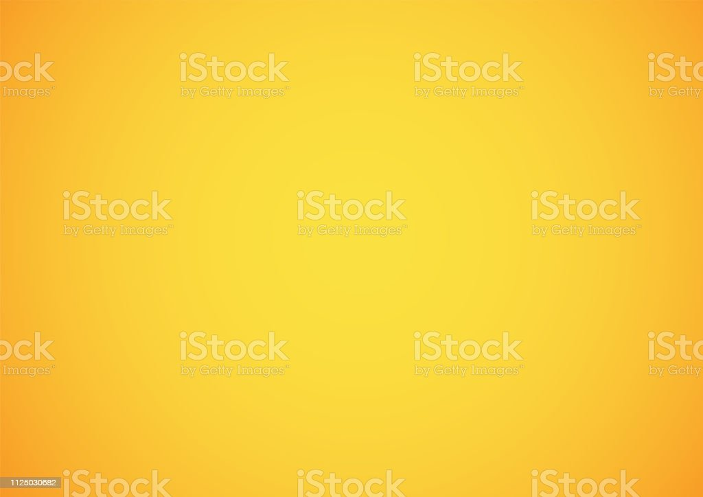 Yellow Gradient abstract background - Royalty-free Abstrato arte vetorial