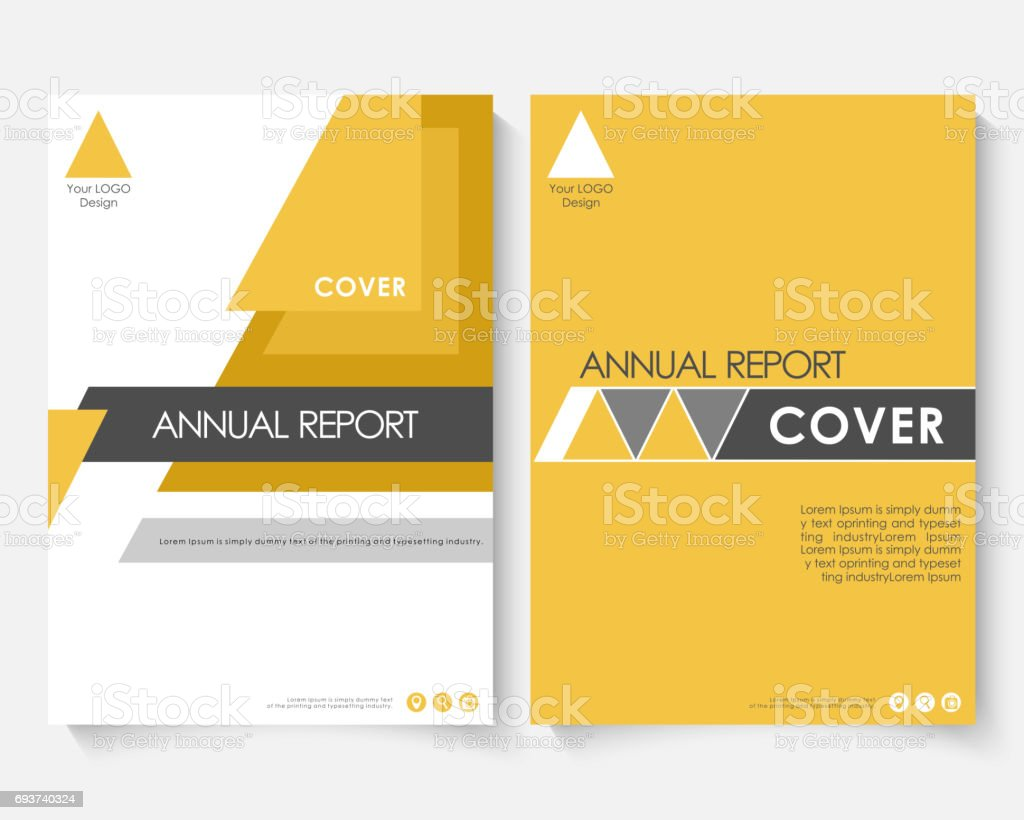 Powerpoint cover page template image collections templates yellow marketing cover design template for annual report modern yellow marketing cover design template for annual alramifo Choice Image