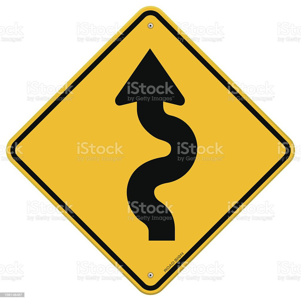 royalty free yellow yield sign clip art vector images rh istockphoto com