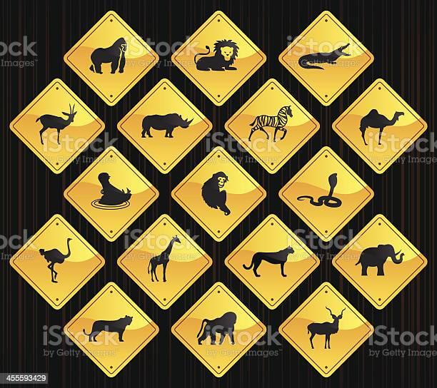 Yellow road signs african animals vector id455593429?b=1&k=6&m=455593429&s=612x612&h=adjasqkctz tkchc6sp0zmjcgqq6i9menqfpjqjdise=