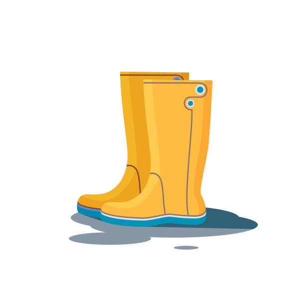 Top 60 Rubber Boot Clip Art, Vector Graphics and ... - photo #40