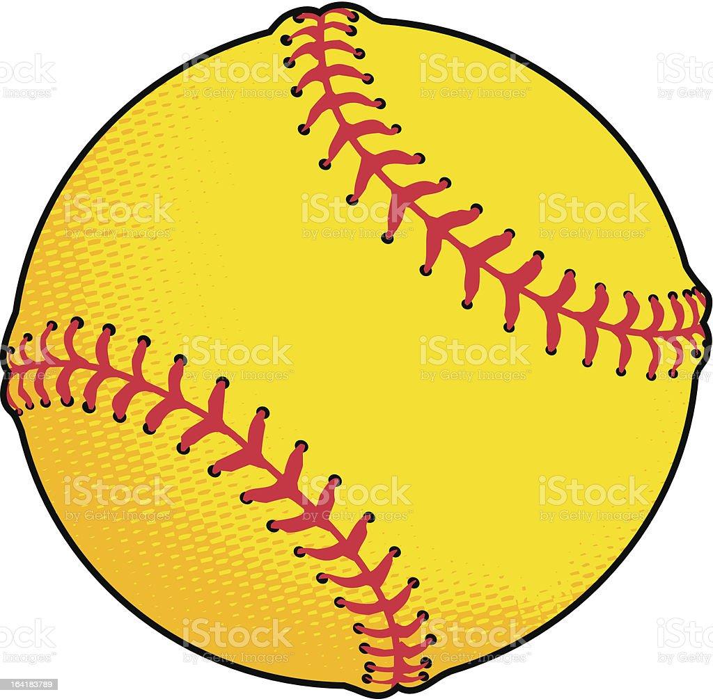 royalty free softball team clip art vector images illustrations rh istockphoto com softball clipart images softball clipart printable