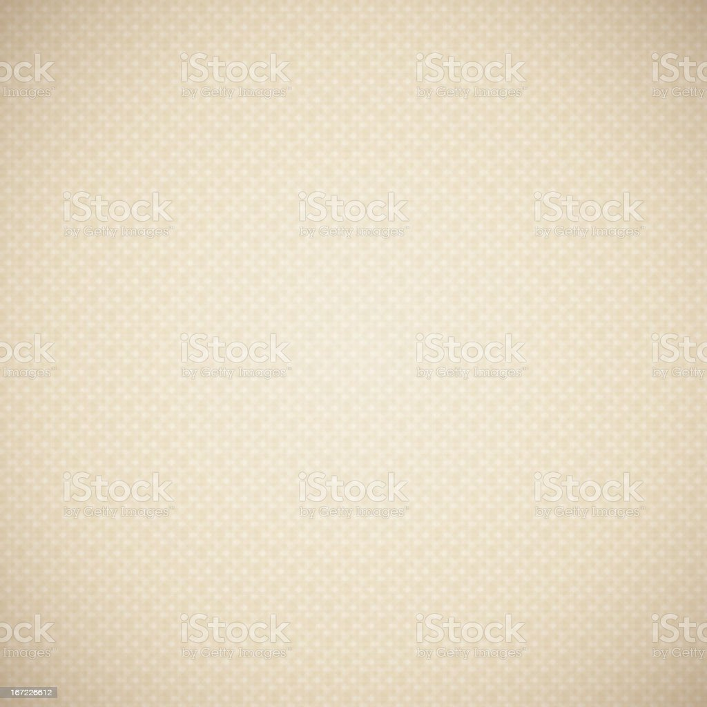 Yellow square pattern background vector art illustration