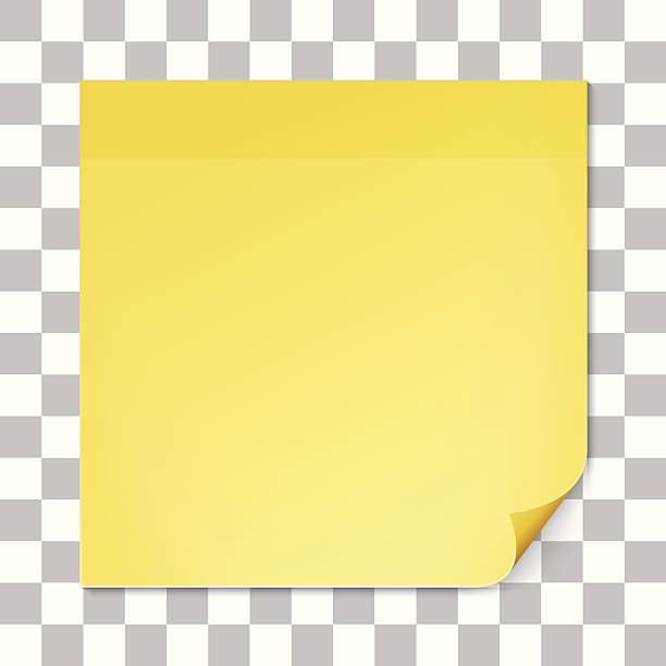 Royalty Free Post It Clip Art, Vector Images ... - photo#26