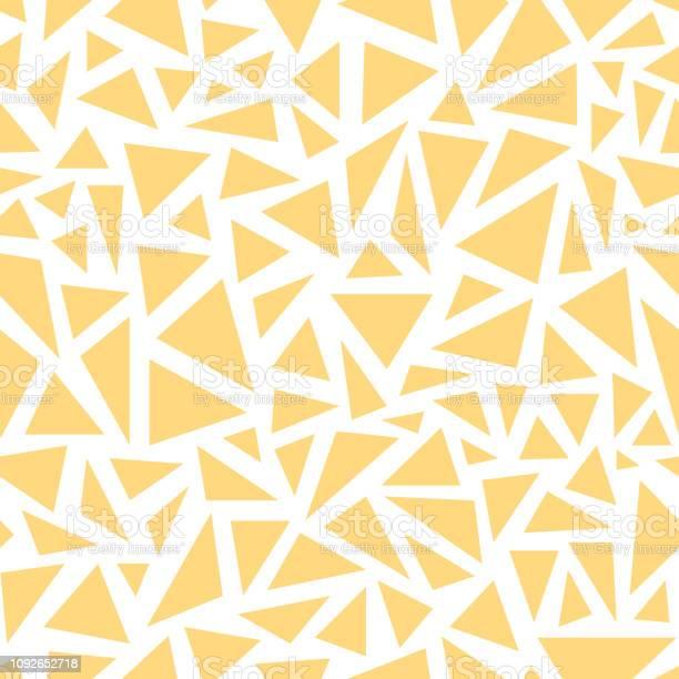 Yellow triangles seamless vector pattern on white background vector id1092652718?b=1&k=6&m=1092652718&s=612x612&h=saysw1cnm7dkhikr95mlk5dixmj23ueekaw2xb5qbyu=