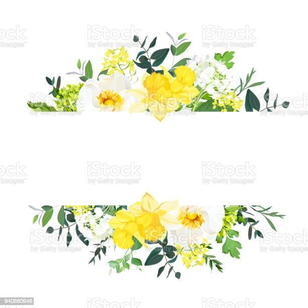 Yellow wedding horizontal botanical vector design banner vector id940880646?b=1&k=6&m=940880646&s=612x612&h=irfzqgyksyu wxbwilqiebp h4sxcl5msfu nn nwtq=