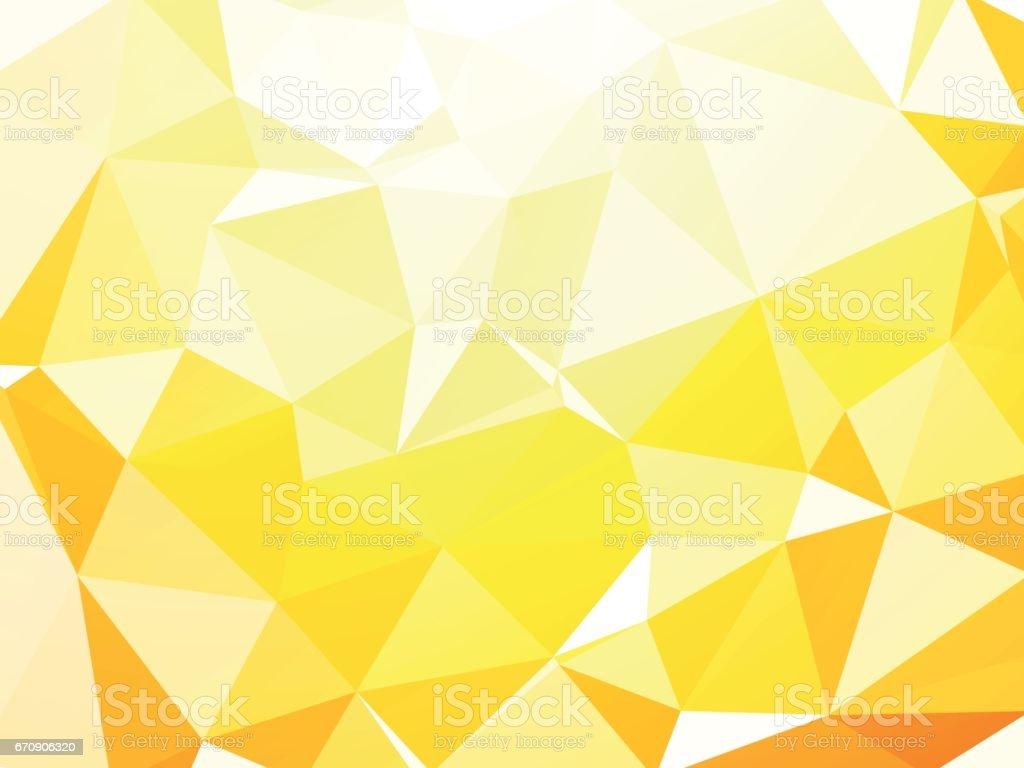 yellow white geometric background wallpaper vector id670906320