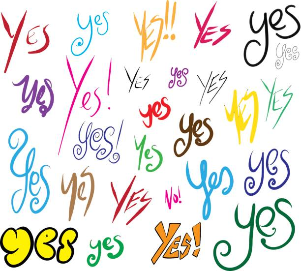 Best Yes We Can Illustrations, Royalty-Free Vector
