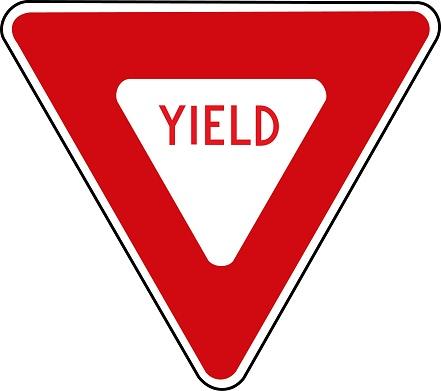 triangular yield