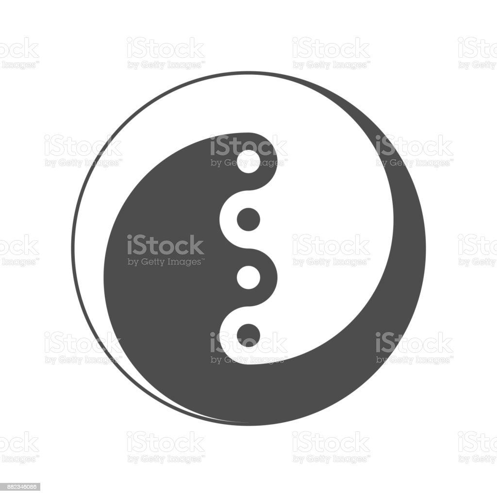 Yin yang symbol of balance and harmony vector stock vector art yin yang symbol of balance and harmony vector royalty free yin yang symbol biocorpaavc