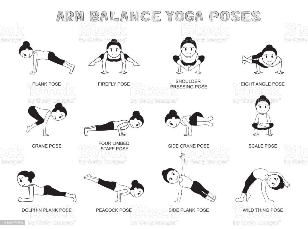yoga cu o fotografie vector de varicoză