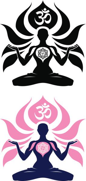 Yoga emblem
